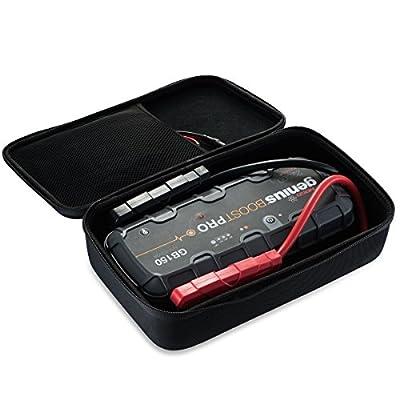 Hard CASE for Genius Boost Pro GB150 4000 Amp 12V UltraSafe Lithium Jump Starter. By Caseling
