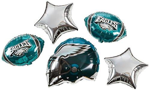 Anagram Bouquet Eagles Foil Balloons,