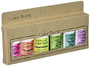 Ken Oliver KN06354 Caribbean Brights Color Burst Powder (6 Pack)