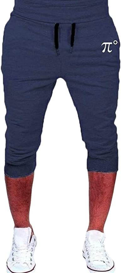 VPASS Pantalones Hombre, Verano Pantalones Casual Moda Deportivos ...