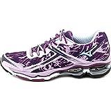 Mizuno Womens Wave Creation 15 Running Shoes Orchid/Purple 7 B M US