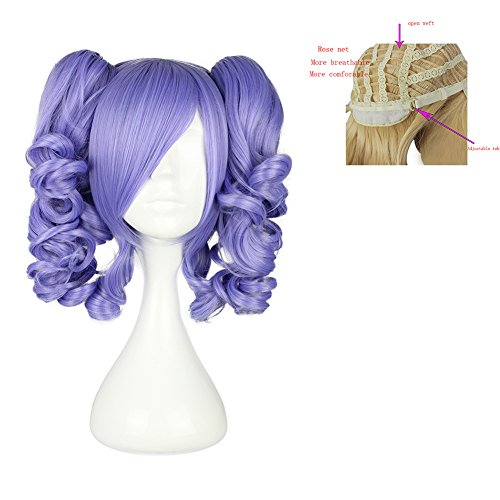 Mcoser Cosplay Japanese Synthetic Ponytails product image