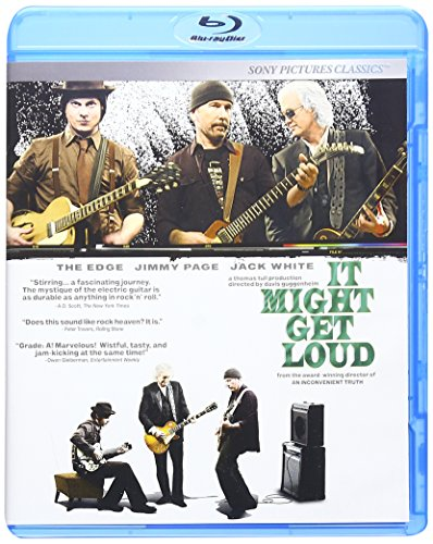 It Might Get Loud [Blu-ray] -  Rated PG, Davis Guggenheim, Jimmy Page