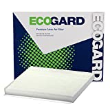 ECOGARD XC35660 Premium Cabin Air Filter Fits Hyundai Elantra / Kia Forte / Hyundai Accent, Elantra GT, Elantra Coupe / Kia Forte5, Forte Koup, Rondo / Hyundai Tucson