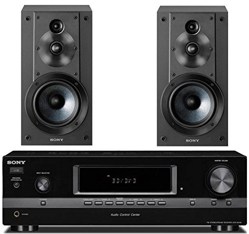 Sony-2-Channel-270-Watt-Surround-Sound-Multimedia-Home-Stereo-System