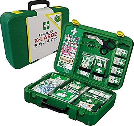 e09d763abfc Cederroth Premium First Aid Kit - X-Large - Plasters