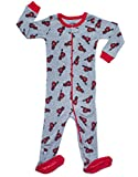Leveret Trailer Footed Pajama 3 Years