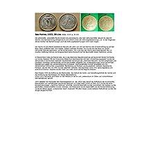"""Kalenderblatt zum Jahr 1933: 1933 – das Jahr der Machtergreifung (San Marino, ein 20-Lire-Stück und ein zugehöriges """"Souvenir-Stück"""", hergestellt zum Nachteil für Sammler) (German Edition)"""