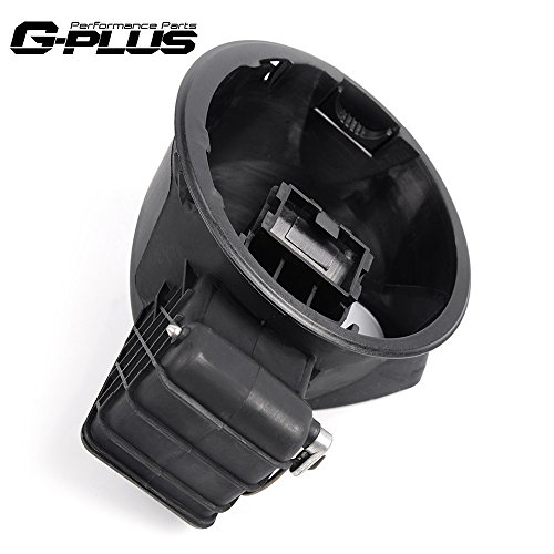 Fuel Filler Neck Housing Gas Door For 04-08 Ford F150 F-150 Replacement Part OEM 4L3Z-9927936-BA Tank Hinge Pocket Assembly Doors Spring Cap Lid Cover - Replaces 4L3Z9927936BA ()