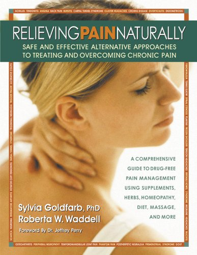Sylvia Goldfarb - Relieving Pain Naturally: Safe and Effective Alternative Approached to Treating and Overcoming Chronic Pain