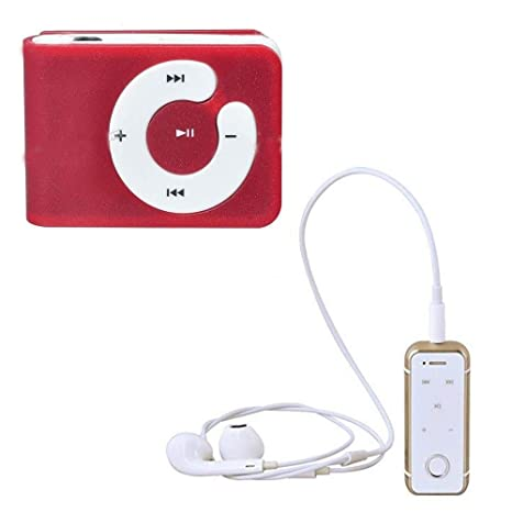 Captcha Mini Clip Digital Sport Mp3 Music Player with