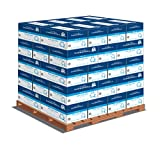 Hammermill Paper, Tidal Multpurpose, 11 x 17, Ledger, 20lb, 92 Bright,5000 Sheets per Carton - 40 Cartons per Pallet, 100,000 Sheets (162024PLT) Pallet Pricing, Made In The USA