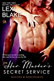 Front cover for the book On Her Master's Secret Service by Lexi Blake