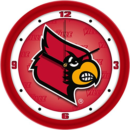 SunTime Louisville Cardinals - Dimension Wall Clock