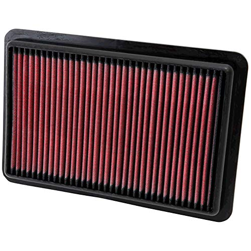 K/&N 33-2481 Performance Replacement Drop-In Air Filter