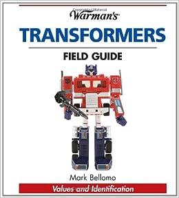 Comic books in 'transformers'.