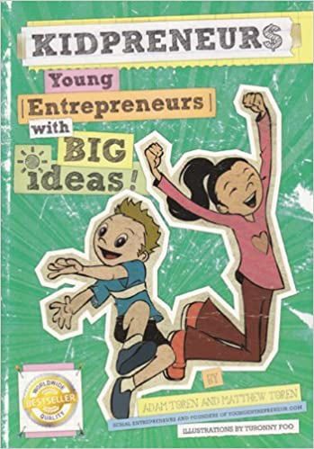 「KIDPRENEURS Young Entrepreneurs with Big Ideas」的圖片搜尋結果