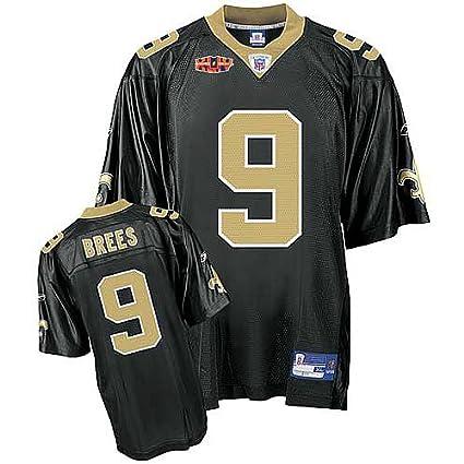 1e3ecf776 Drew Brees New Orleans Saints 2009 Team Color Super Bowl XLIV 44 Jersey  3X-Large