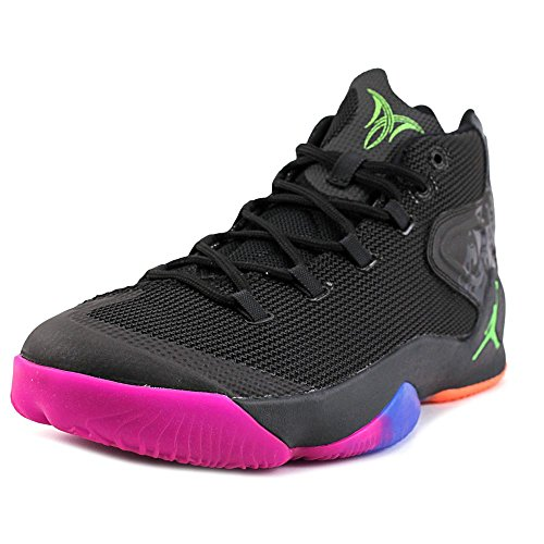 AIR JORDAN [827176-030] Melo M12 Mens Sneakers Air JORDANBLACK/Grn GST Mtlc