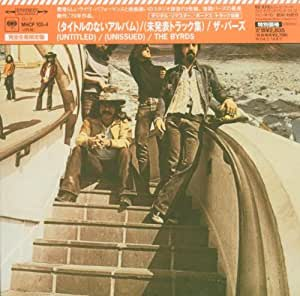 Untitled Unissued Byrds Amazon Ca Music