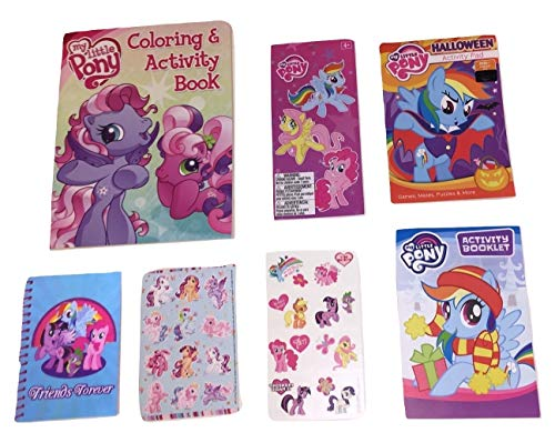 My Little Pony Bundle of 7 Activity Gift