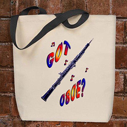 Oboe Got (Got Oboe? - Musician's Tote Bag)
