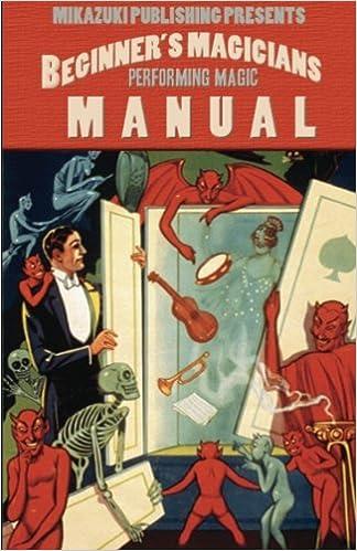 A Beginners Manual of Magic