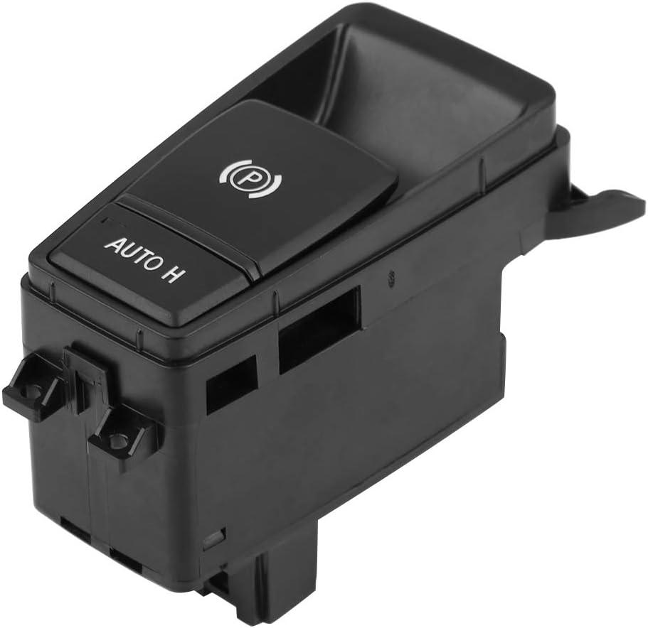 Bot/ón del interruptor de control del freno de mano de estacionamiento para E70 X5 E71 E72 X6 E71 61319148508 Control del freno de estacionamiento