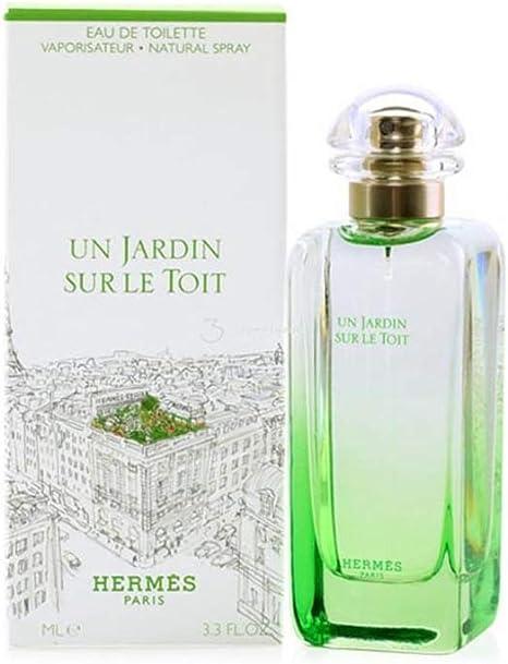 Hermes Un Jardin Sur Le Toit Eau de Toilette Vaporizador 30 ml: Amazon.es: Belleza