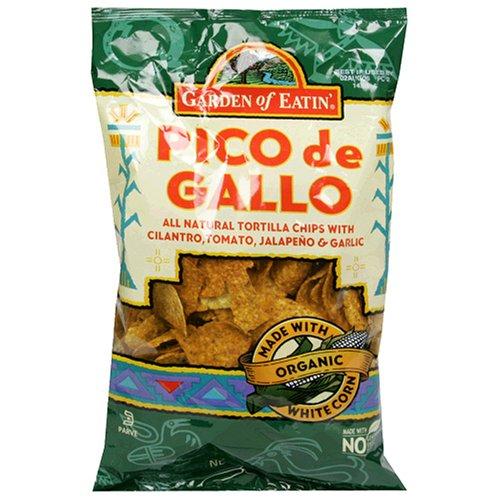 Garden of Eatin' Pico de Gallo Tortilla Chips, 9 Ounce Ba...