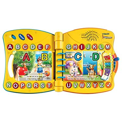 VTech - Write & Learn Letter Book: Toys & Games
