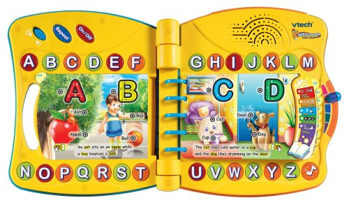 amazoncom vtech write learn letter book toys games