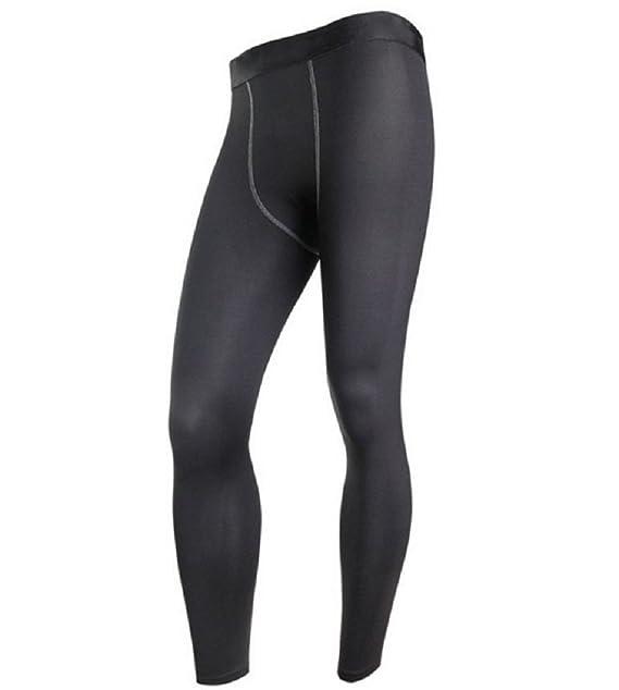 3969ef4cb34 L L® Compression Men Base Layer Thermal Sport Skins Under Gear Long Pants  Legging Gym (