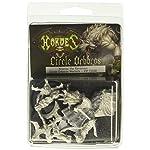 Privateer Press - Hordes - Circle Orboros: Kromac The Ravenous Model Kit 6