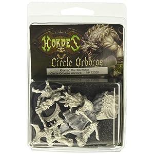 Privateer Press – Hordes – Circle Orboros: Kromac The Ravenous Model Kit