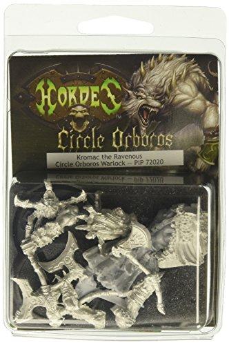 Privateer Press - Hordes - Circle Orboros: Kromac The Ravenous Model Kit 3