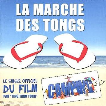 """Résultat de recherche d'images pour """"photo danse des tongs film camping dubosc"""""""