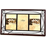 Fetco Home Decor F846557T Collington Frame, Tuscan Bronze