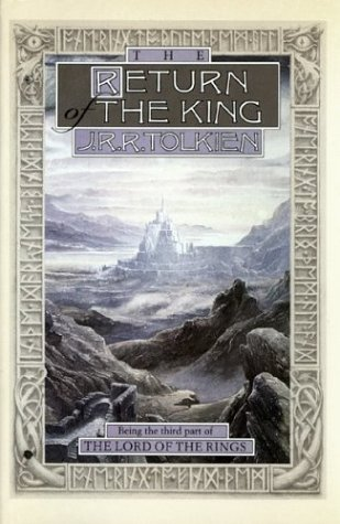 The Return of the King: Being theThird Part of the Lord of the Rings [J.R.R. Tolkien] (Tapa Dura)