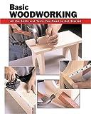 Basic Woodworking, Cheryl Sobun, 0811731138