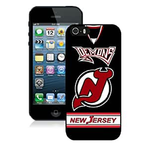 Iphone 5s Case Iphone 5 Case NHL New Jersey Devils 2