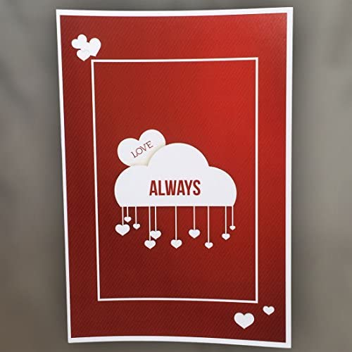 DIY Singing Love Always Card - Showered with Love Sales