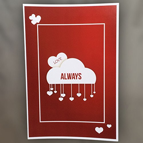DIY Singing Love Always Card - Showered with Love Voice Message Card