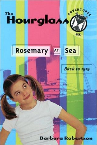 Download Rosemary at Sea: Hourglass Adventures #3 pdf epub