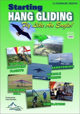 Starting Hang Gliding, Fly Like An Eagle! (Eagles Sports Sc)