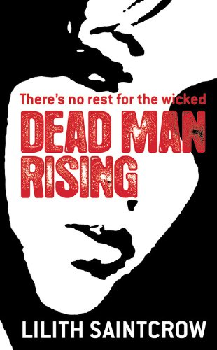 book cover of Dead Man Rising
