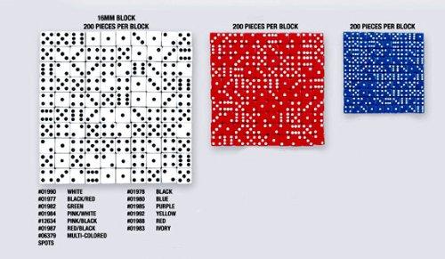 驚きの値段 16mm6面体 サイコロ 16mm6面体/ダイス 200個セット B003U4PEAE 200個セット ブラック B003U4PEAE, マルヒ:15c4cd1d --- cliente.opweb0005.servidorwebfacil.com