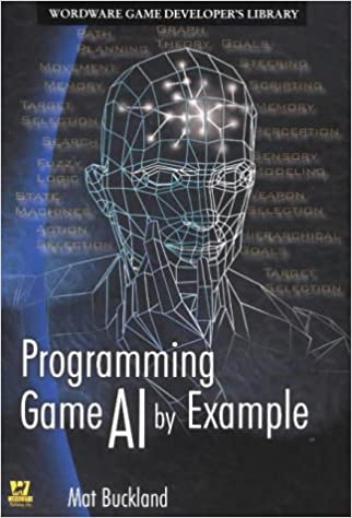 programming game ai by example by mat buckland