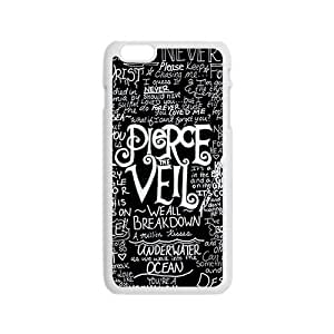 meilinF000Pierce Veil fashion plastic phone case for iPhone 6meilinF000