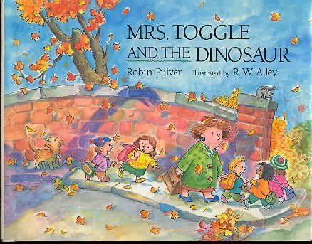 mrs. toggle and the dinosaur -